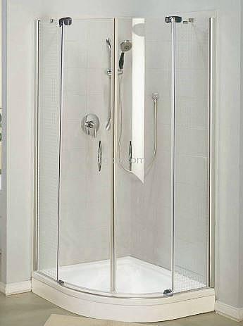 טוב מאוד ביג דיל מקלחון פינתי מעוגל מיטרני 9003 | מקלחונים | XA-04