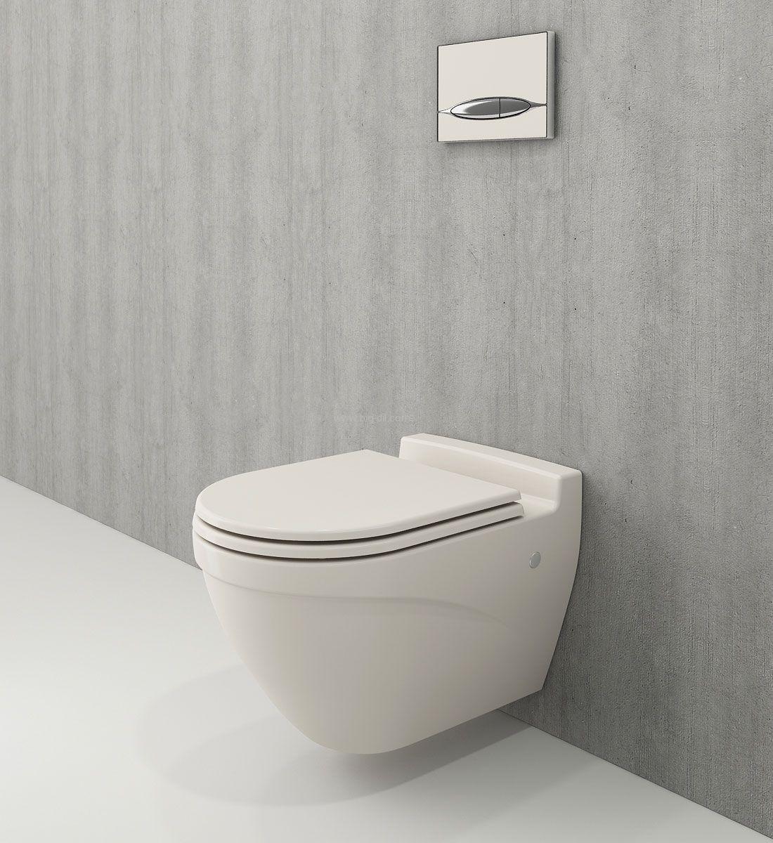 הגדול ביג דיל אסלה תלויה מבית BOCCHI דגם טורמינה | כיורי אמבטיה /אסלות KI-12