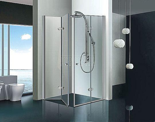 בלתי רגיל ביג דיל מקלחון פינתי גלאסיקה דגם פלג 505 אקורדיון | מקלחונים | HQ-63