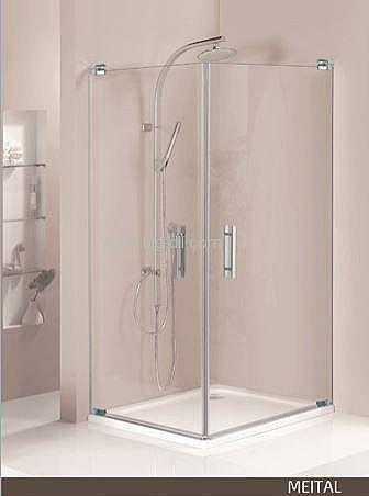 ענק ביג דיל מקלחון פינתי מיטל ME01 מבית מיטרני**יחודי צירים מיוחדים CK-53