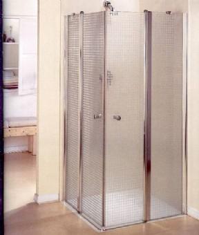 מעולה ביג דיל מקלחון פינתי זכוכית מיטרני דגם 7001 | מקלחונים | VG-49
